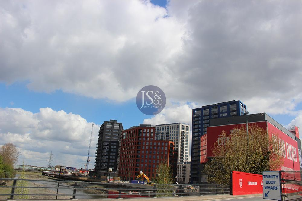 London City Island, Orchard Place, Canning Town, London, E14 0JU