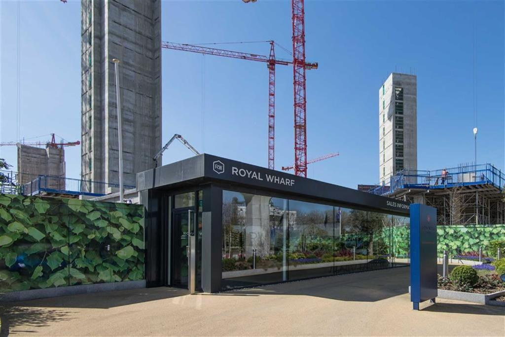 Royal Wharf, Royal Docks, E16 1TD