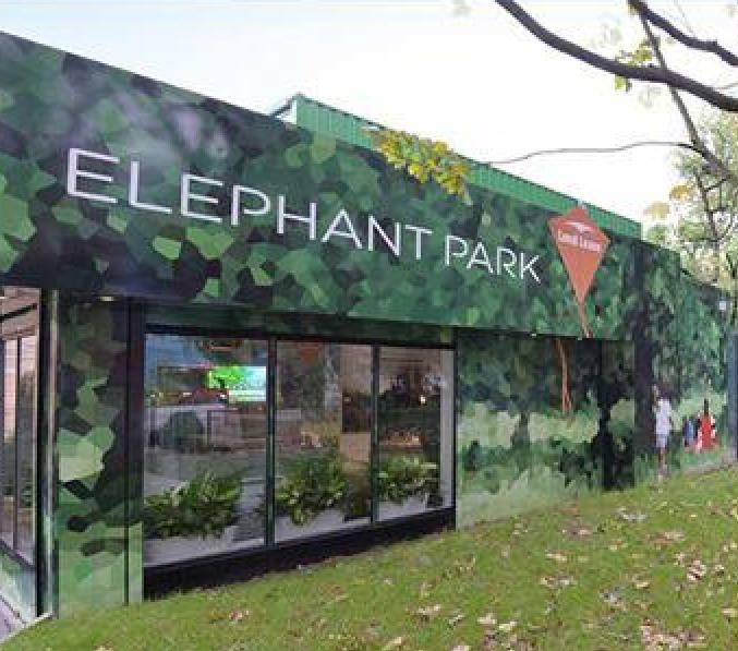Elephant Park, Elephant & Castle, London, SE17 1UH
