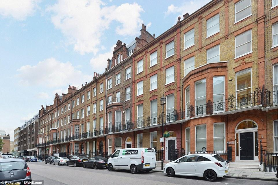 Nottingham place, Marylebone, London, W1U 5LU